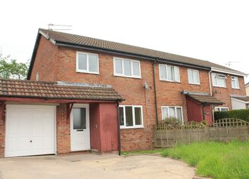 Thumbnail 3 bedroom end terrace house for sale in Oakridge, Thornhill, Cardiff