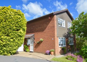 Thumbnail 4 bed detached house for sale in Lindfield Drive, Pound Hill