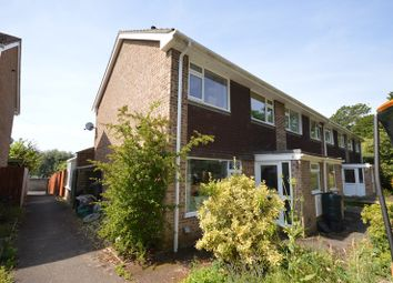 3 bed end terrace house for sale in Howlett Close, Lymington SO41