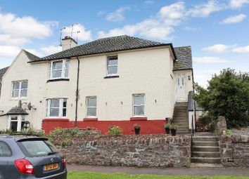 Thumbnail 3 bed flat for sale in George Street, Dunblane, Stirling