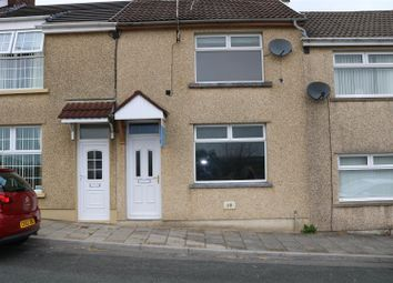 Thumbnail 3 bed terraced house for sale in St. Annes Crescent, Gilfach, Bargoed