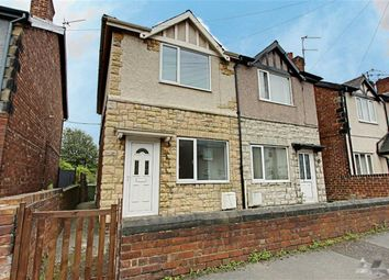 Thumbnail 3 bed semi-detached house to rent in Victoria Avenue, Staveley, Chesterfield, Derbyshire