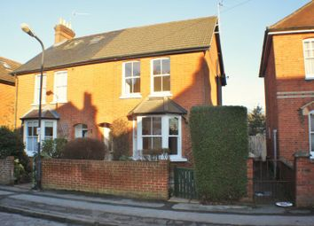 3 bed semi-detached house to rent in Wellington Road, Maidenhead SL6