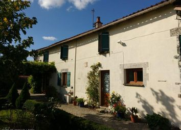 Thumbnail 3 bed property for sale in Vouleme, Poitou-Charentes, 86400, France