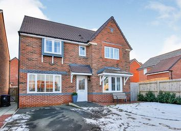 Thumbnail 4 bed detached house for sale in Richardson Way, Consett