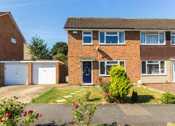 Thumbnail 3 bed semi-detached house for sale in Cardens Road, Cliffe Woods, Kent