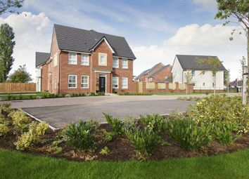 "Thumbnail 3 bedroom semi-detached house for sale in ""Morpeth II"" at Kepple Lane, Garstang, Preston"