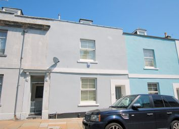 Thumbnail 5 bed terraced house for sale in Waterloo Street, Stoke, Plymouth