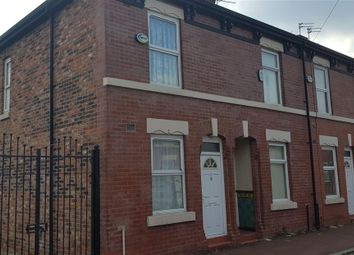 Thumbnail 2 bed terraced house to rent in Blackpool Street, Manchester
