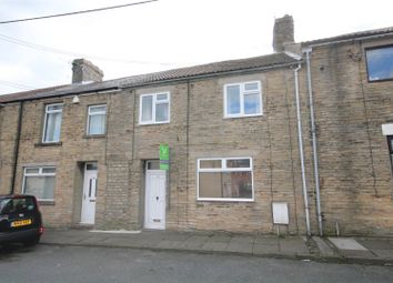 Thumbnail 3 bed terraced house to rent in Station Street, Tow Law, Bishop Auckland