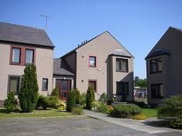 Thumbnail 2 bed flat to rent in Burnside Road, Invergowrie Dundee