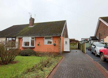 Park Road, Werrington, Stoke-On-Trent ST9. 2 bed semi-detached bungalow for sale