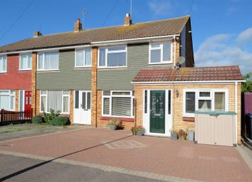 Thumbnail 4 bed end terrace house for sale in All Saints Close, Whitstable