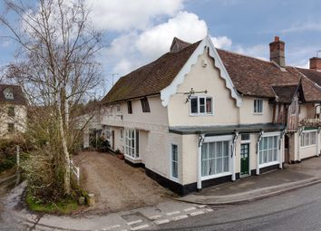 Thumbnail 4 bed terraced house for sale in High Street, Debenham, Stowmarket