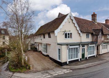 Thumbnail 4 bedroom terraced house for sale in High Street, Debenham, Stowmarket