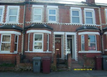 Thumbnail 3 bedroom terraced house to rent in Kent Road, Reading