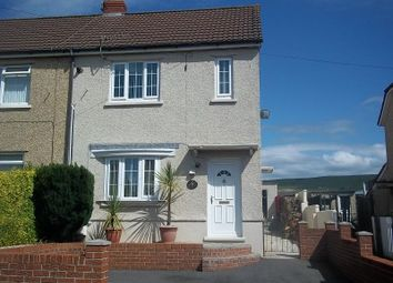 Thumbnail 3 bed semi-detached house to rent in Lluest, Ystradgynlais