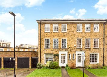 Thumbnail 4 bedroom end terrace house for sale in Alwyne Square, London