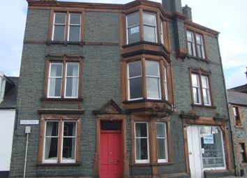 Thumbnail 3 bed flat for sale in High Street, Moffat