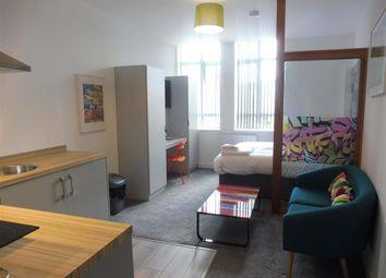 Thumbnail Studio to rent in College Street, Swansea