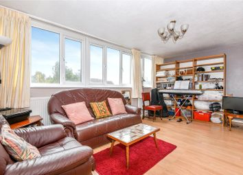 Thumbnail 3 bed flat for sale in Hazel Grove, London