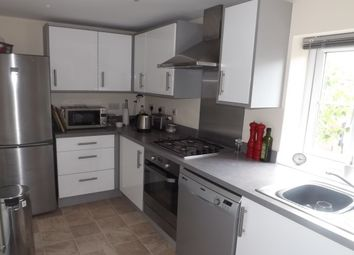 Thumbnail 2 bed flat to rent in Derwent Drive, Doncaster