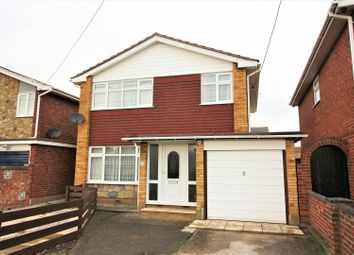 Thumbnail 3 bed detached house for sale in Crescent Road, Canvey Island