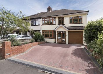 Thumbnail 5 bedroom semi-detached house for sale in Elmwood Drive, Bexley