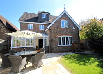 Thumbnail 5 bed detached house for sale in Walhatch Close, Forest Row