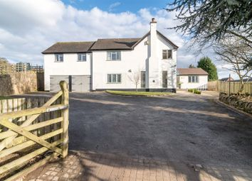 Thumbnail 6 bed detached house for sale in Valley View, Nr. Ticknall, Ashby-De-La-Zouch