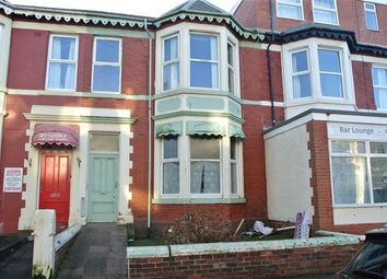 Thumbnail 6 bed flat for sale in Withnell Road, Blackpool