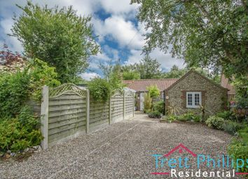 Thumbnail 2 bed detached bungalow for sale in Stubb Road, Hickling, Norwich