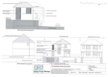 Thumbnail 3 bed semi-detached house for sale in Weston Mill, Plymouth, Devon