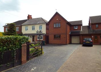 Thumbnail 3 bed detached house for sale in Chester Road, Sutton Weaver, Runcorn, Cheshire