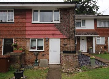 Thumbnail 2 bed terraced house for sale in Albury Close, Chatham