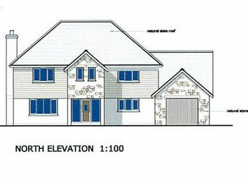Thumbnail 4 bed detached house for sale in Treverbyn Road, St. Austell