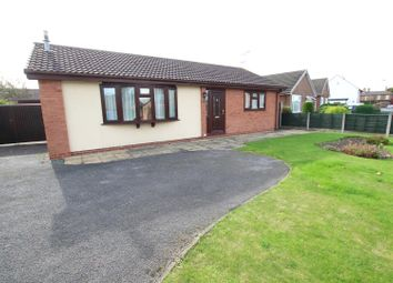 Thumbnail 2 bed detached bungalow for sale in Scropton Road, Hatton, Derby