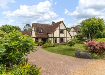 Thumbnail 4 bed detached house for sale in Greenford Close, Orwell, Royston