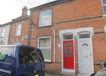 Thumbnail 3 bed terraced house to rent in Avenue Road, Gosport