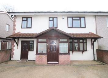 Thumbnail 4 bed semi-detached house to rent in Exeter Road, Wheatley, Doncaster