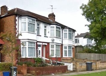 Thumbnail 3 bedroom terraced house to rent in Hillview Gardens, Hendon, London