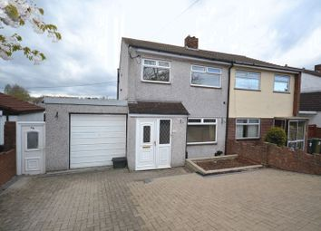 Thumbnail 3 bedroom semi-detached house for sale in Woodside Road, Kingswood, Bristol