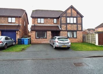 Thumbnail 4 bed property to rent in Harrogate Close, Great Sankey, Warrington