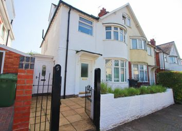 Thumbnail 4 bed semi-detached house for sale in Bodnant Avenue, Evington