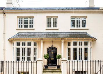 Thumbnail 4 bed terraced house for sale in Park Village West, Regent's Park, London