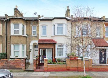 Liddington Road, Stratford, London E15. 3 bed terraced house for sale
