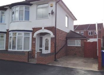 Thumbnail 3 bed property to rent in Princes Avenue, Hessle
