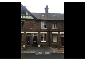 Thumbnail 3 bed terraced house to rent in St Paul's Road, Derby