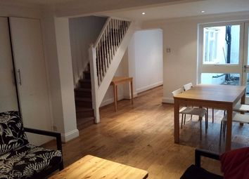 Thumbnail 4 bed terraced house to rent in Queens Gardens, Brighton