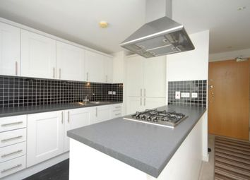 Thumbnail 3 bed flat to rent in Channelsea Road, Hallings Wharf, London